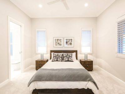 bedroom ensuite finesse projects brisbane builders
