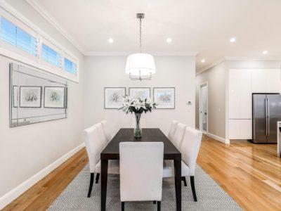 Dining table finesse projects brisbane builders