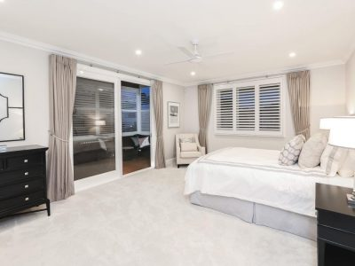 Master bedroom finesse projects brisbane builders