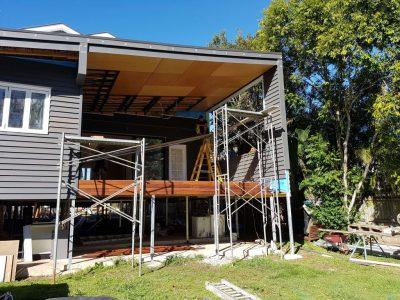 finesse projects brisbane builders deck