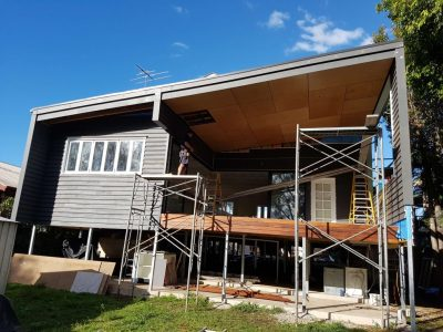 finesse projects brisbane builders deck
