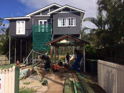 House raise finesse projects brisbane builders