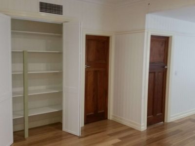 Storage and doors