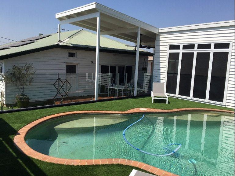finesse project brisbane builders pool area