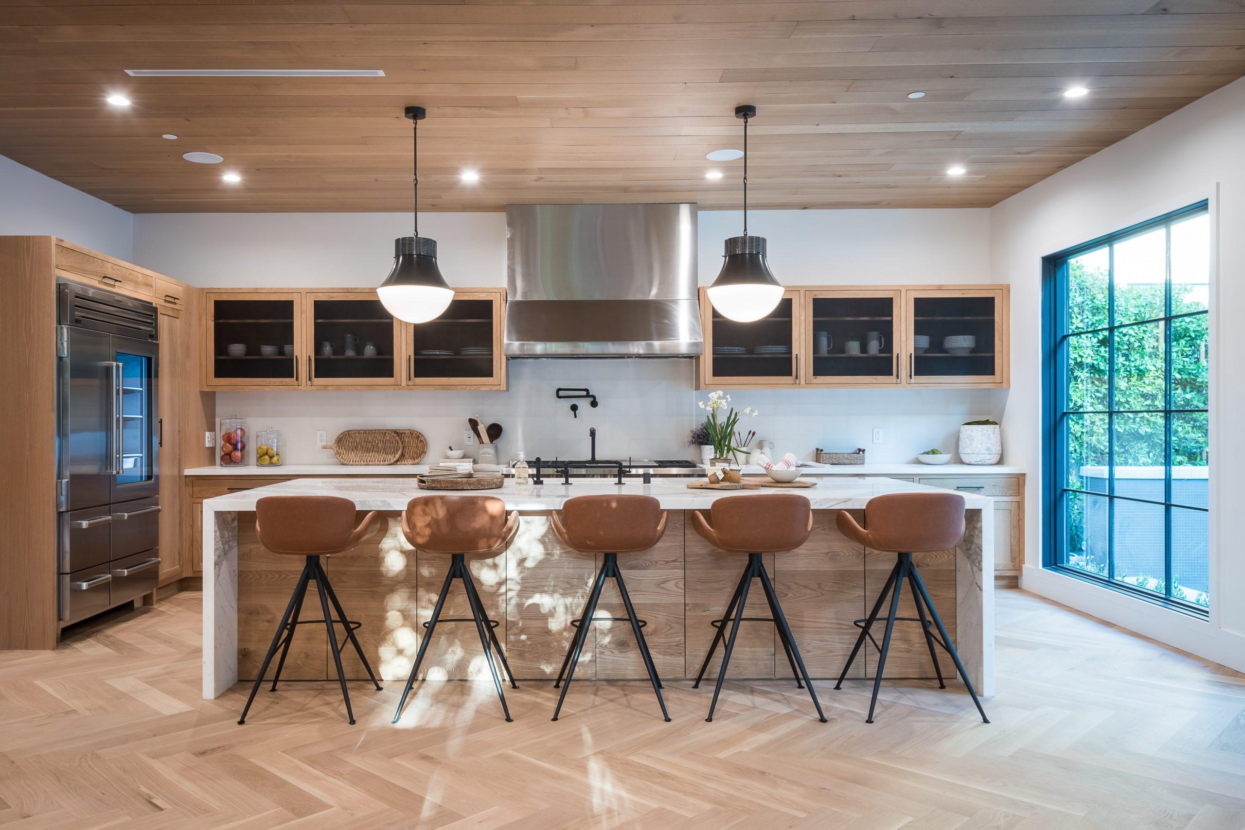 modern kitchen renovation in brisbane